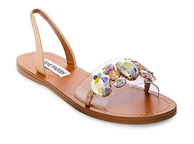 bd2f40dcd 100 Flat Sandals Under  100 - PureWow