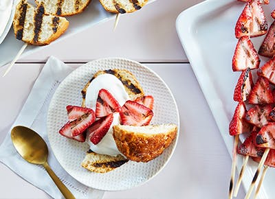strawberry recipes 400