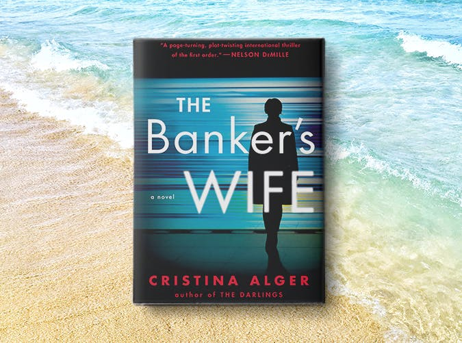the bankers wife cristina alger