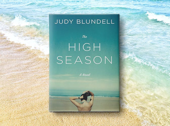 the high season judy blundell