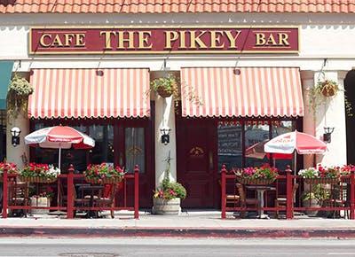 the pikey LA 4001