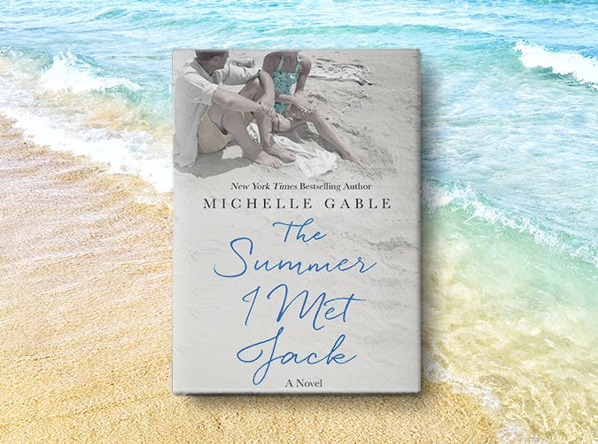the summer i met jack michelle gable
