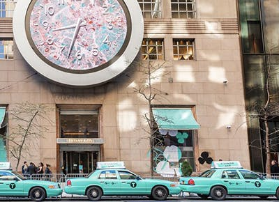 tiffany blue taxicabs category