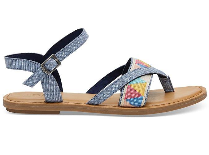 dea1d959c2a 100 Flat Sandals Under  100 - PureWow