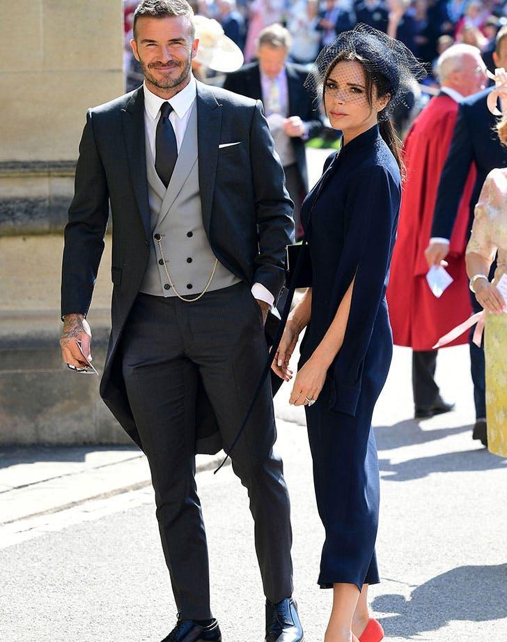 victoria and david beckham royal wedding1