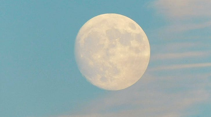 What the Heck Is the Flower Moon & When Is the Best Time to See It Today?