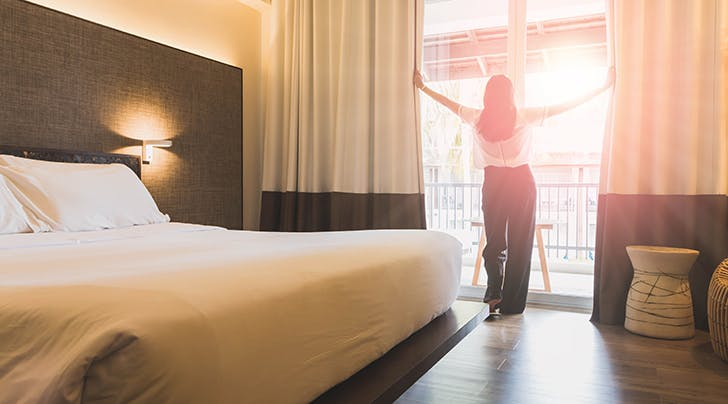 The Free and Easy Way to Get a Bigger Hotel Room