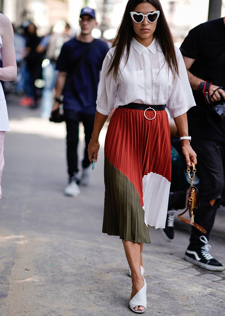 2babf89e63ea 30 Days of Summer Outfits for Short Ladies - PureWow