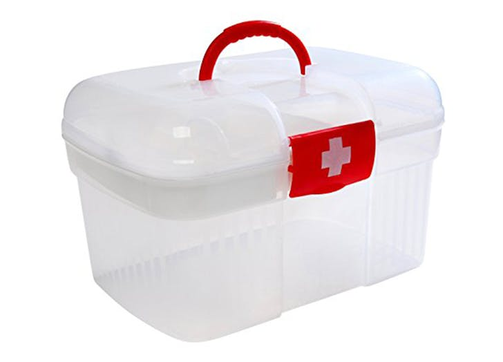 A STURDY CONTAINER TO HOLD EVERYTHING for dogs