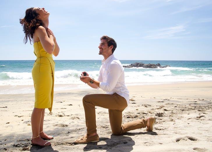 Ashley Iaconetti and Jared Haibon engagedjpg