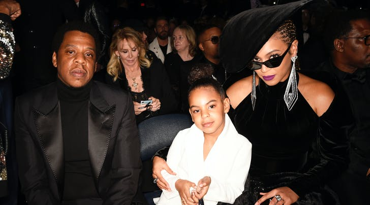 Blue Ivy Has an Adorable Message for Rumi & Sir on Beyoncé & Jay-Z's New Album