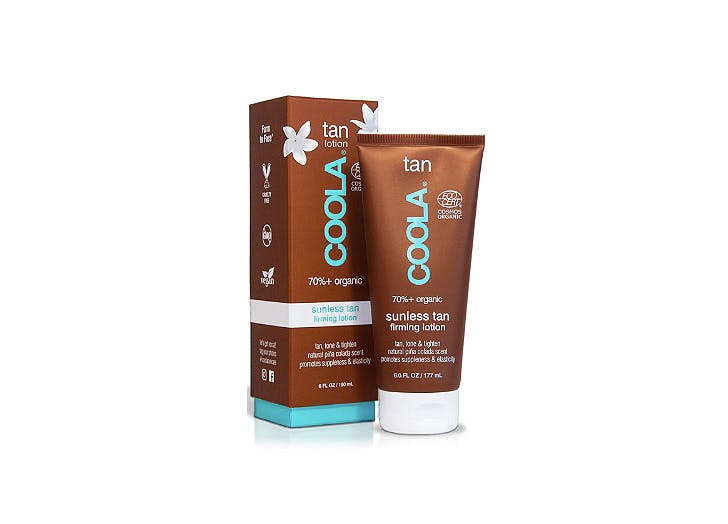 Coola Tan Firming Lotion