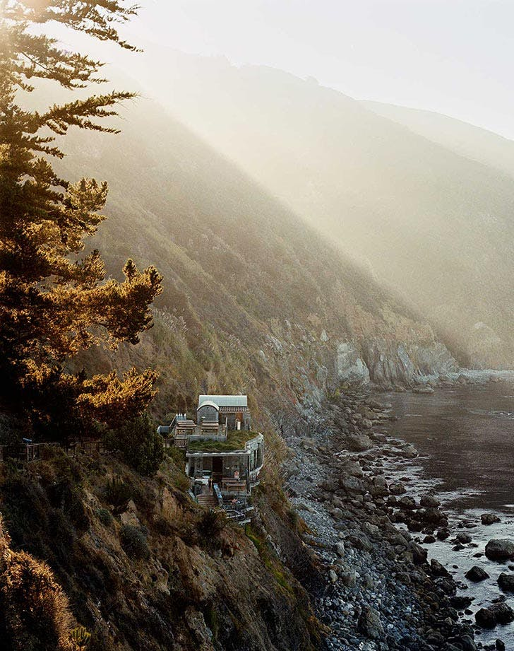 Esalen Hot Springs California Meditation Retreat