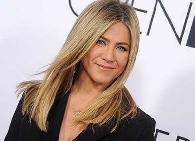 Gregg DeGuire Jennifer Aniston hair dyed color cat