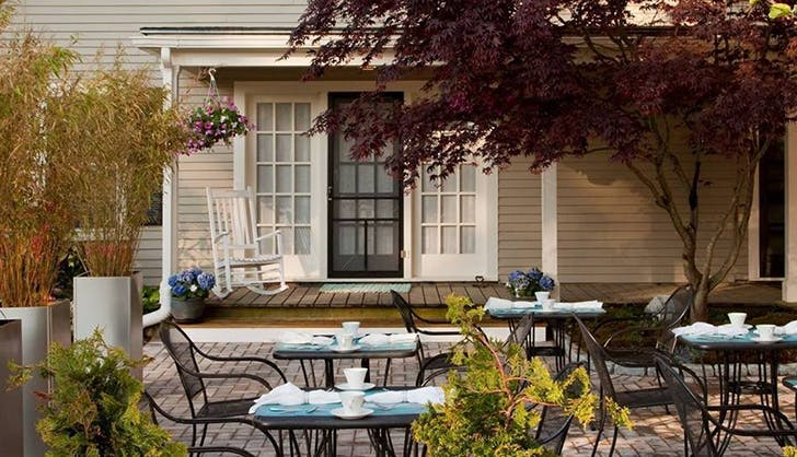 Inn At English Meadows in Kennebunk  Maine