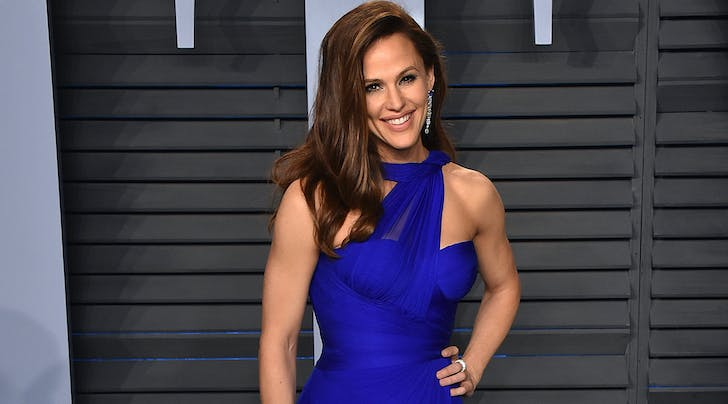 Jennifer Garner Has a Genius Hack to Help Prioritize Workouts, Because Of Course She Does