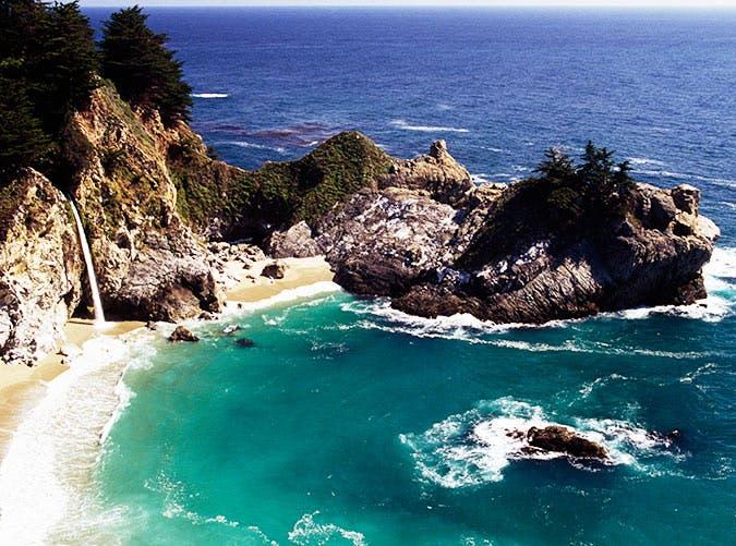 Julia pfieffer state park blue island