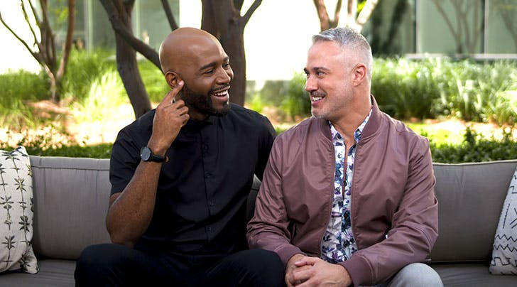 'Queer Eye' Star Karamo Brown Reveals How He *Literally* Swept His Fiance Off His Feet