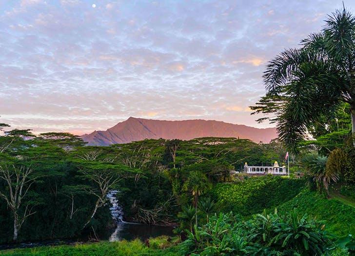 Kauai Aadheenam  Kauai s Hindu Monastery  in hawaii