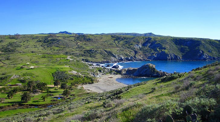 Little Harbor in california