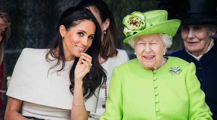 Meghan Markle Received a Special Gift from Queen Elizabeth Ahead of Their First Solo Outing