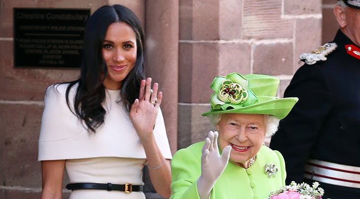 Meghan Markle Just Might Earn *This* Royal Right if She Keeps Charming the Queen