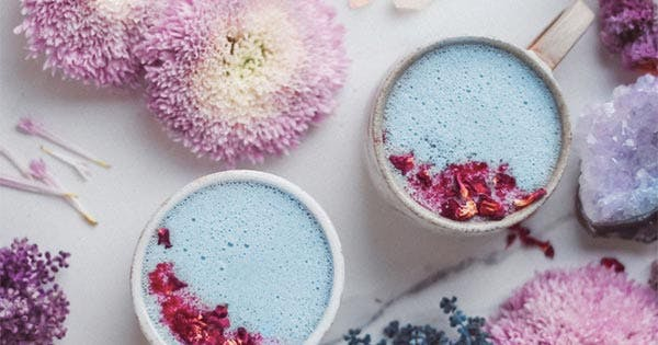 Introducing Moon Milk, the Pretty Drink Taking Over Pinterest That Will Help You Sleep