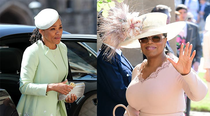 Oprah Explains the Curious Case of Her Friendship with Meghan Markle's Mom