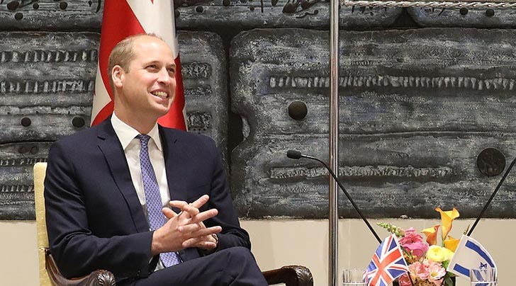 Prince William, Man of Many Talents, Reveals the One Thing He's Not Great At