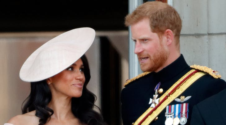Wheels Up, Royals Down: Prince Harry & Meghan Markle Are Going on Their First Tour