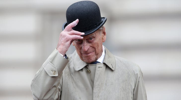 Prince Philip Skipped the Trooping the Colour for a Totally Valid Reason