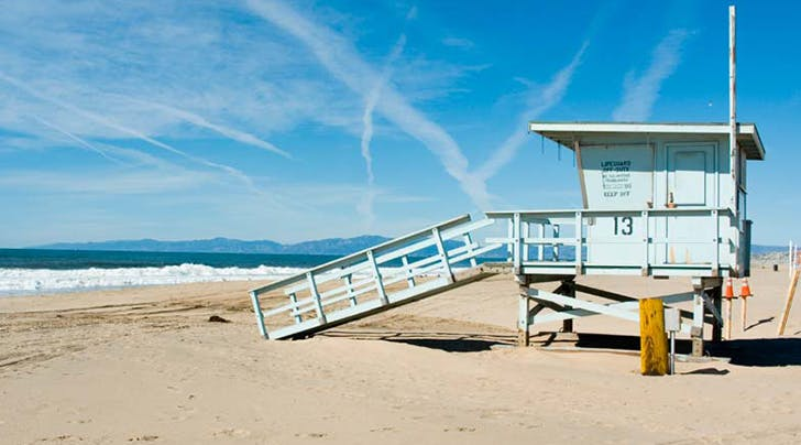 Redondo Beach in california