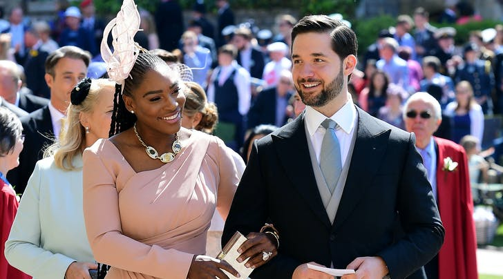 Alexis Ohanian Opened Up About Fatherhood…and How It Helped Him Better Understand 'Game of Thrones'