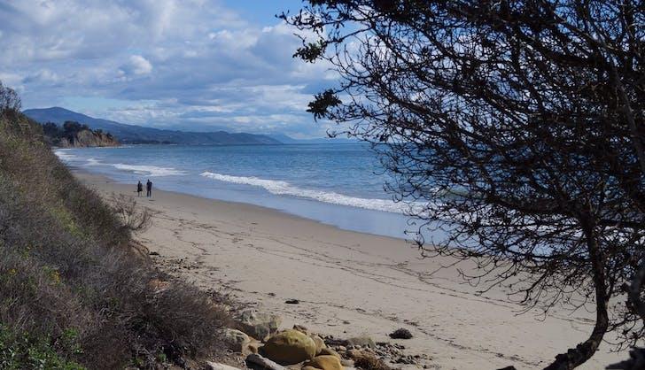 Summerland Beach  California
