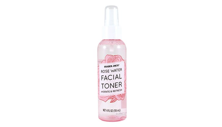 Trader Joe s Rose Water Facial Toner