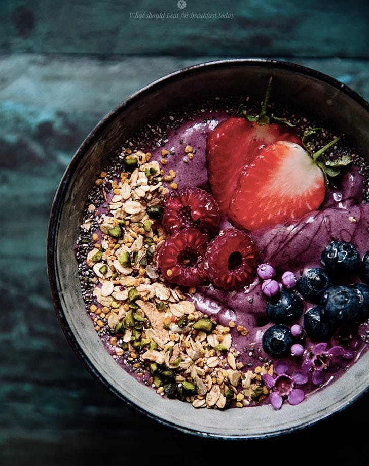 acai bowl of goodness recipe