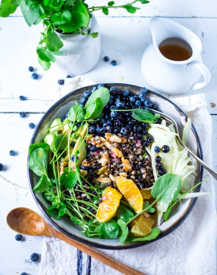 antioxidant summer glow bowl recipe
