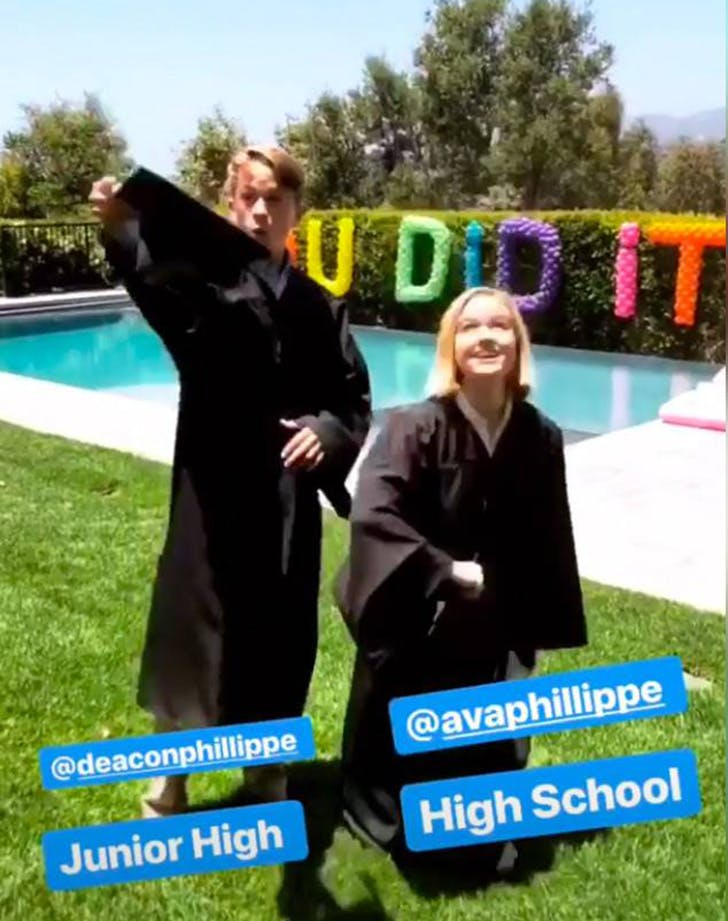 ava deacon graduation reese witherspoon 1