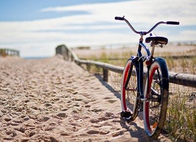 bike beach hamptons 400