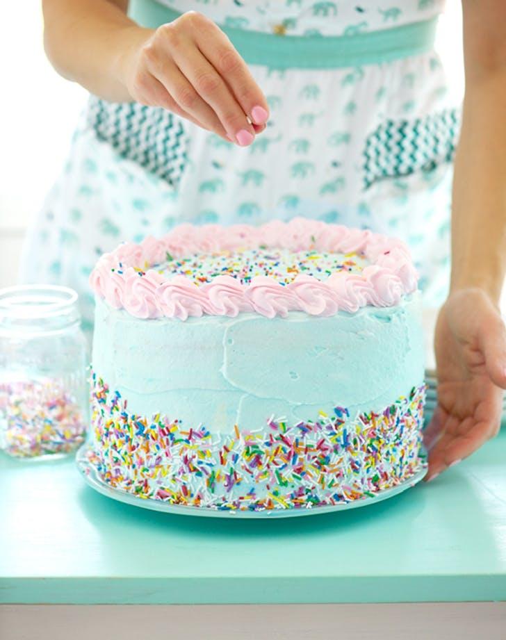 Birthday Party Ice Cream Cake Recipe