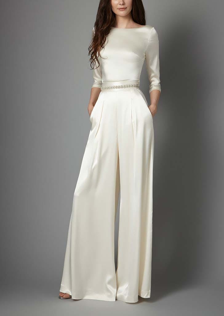 16 Boatneck Wedding Dresses - PureWow