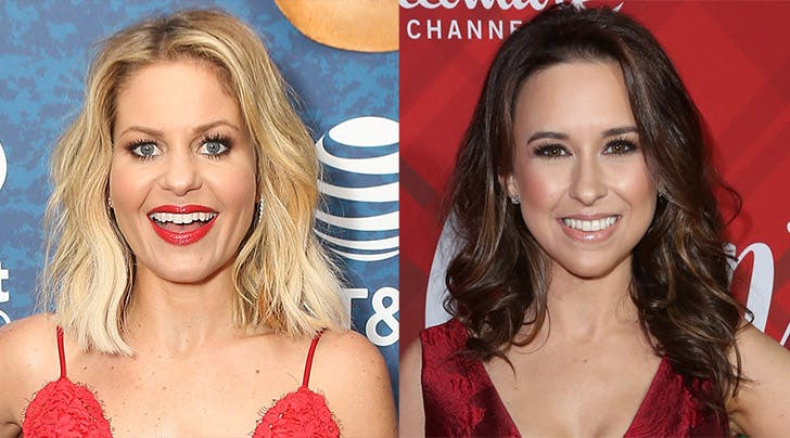 Christmas Came Early: Candace Cameron Bure & Lacey Chabert Will Star in Two Hallmark Holiday Flicks