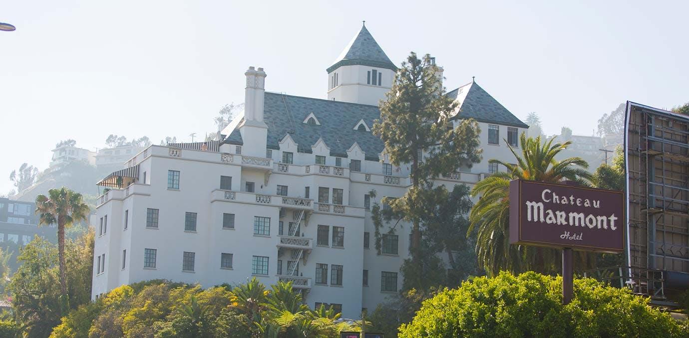chateau marmont LA
