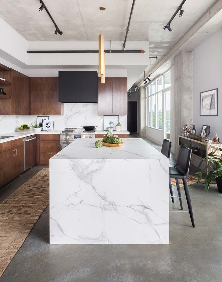 Concrete Floors Are Trending Purewow