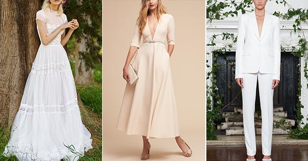 b7e0e967b0c 27 Courthouse and City Hall Wedding Dresses - PureWow