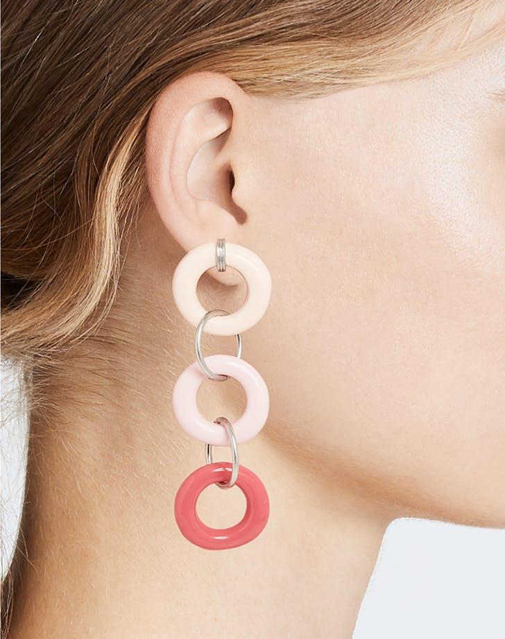 dannijo chain earring