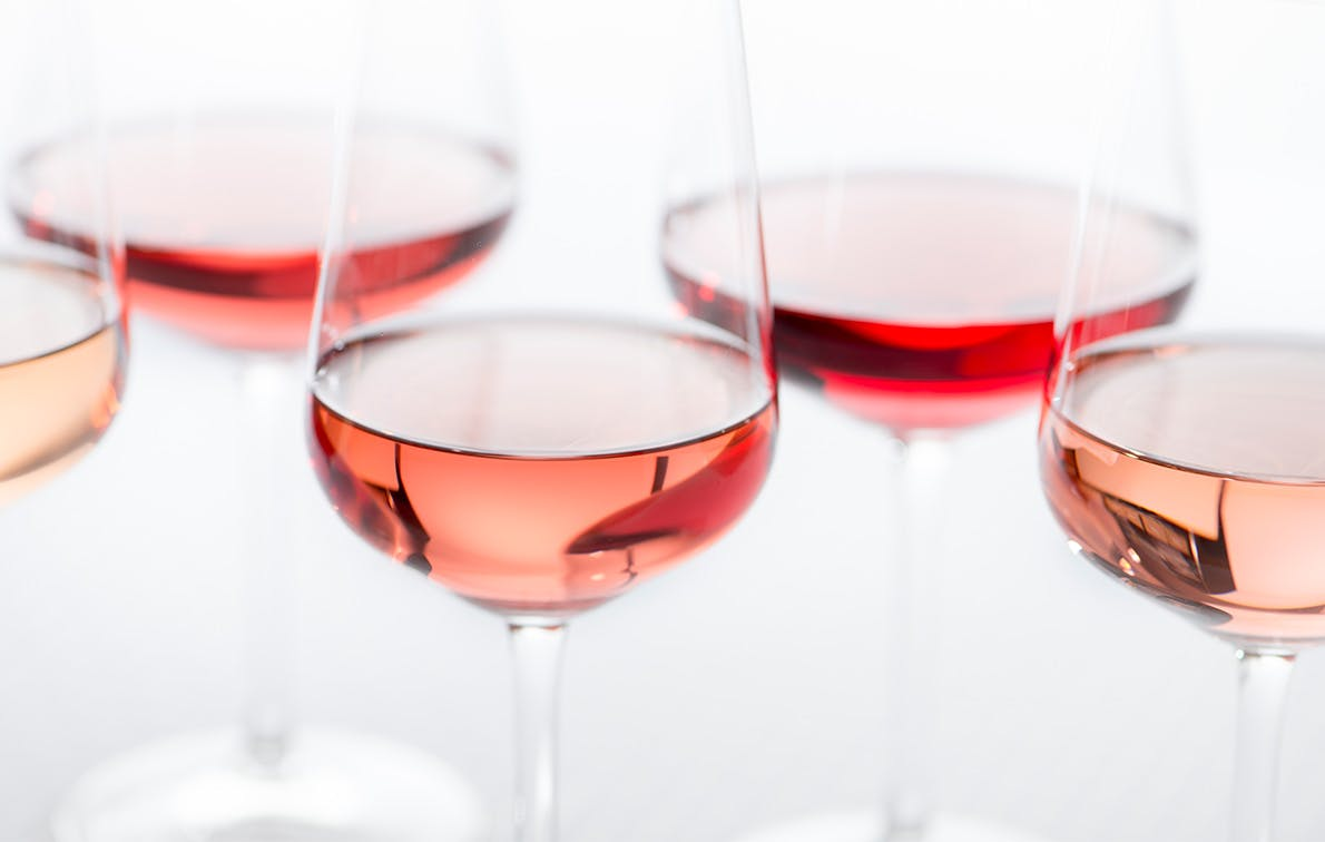 Here's Why You Should Ditch That Light Pink Rosé Once and for All