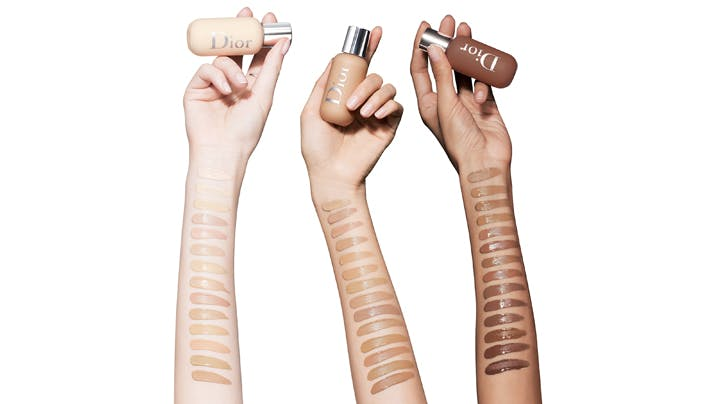 sports shoes 20746 de15a Dior's New Beauty Line Has 40 Shades of Foundation - PureWow