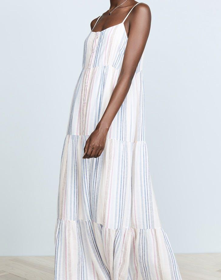 flowy tent dress