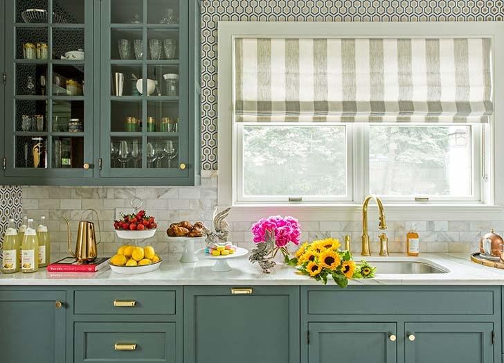 Green Kitchen Inspiration 3